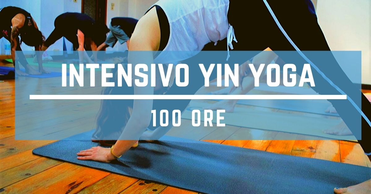 intensivo Yin Yoga